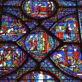 The Charlemagne Window at Chartres Cathedral: New Considerations on Text and Image