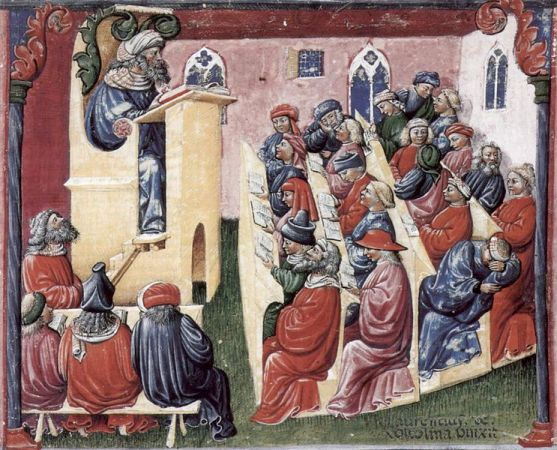 Medieval Students