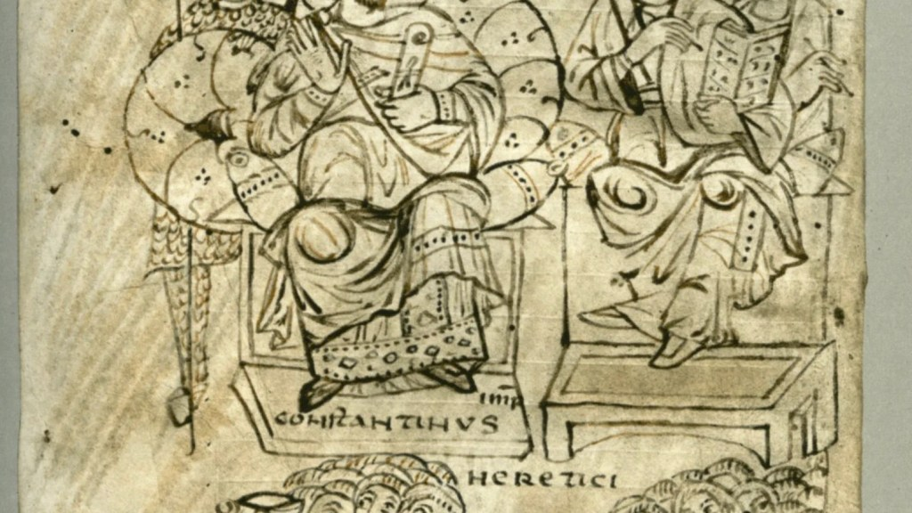 Constantine and Arianism