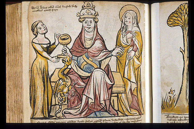 The Woman who Ruled the Papacy