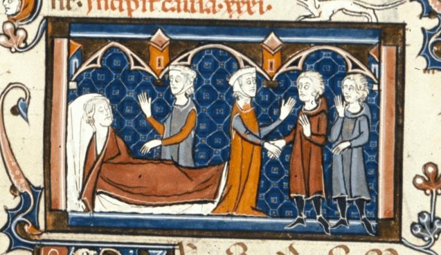 Medieval widowhood