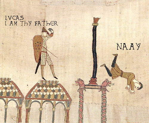 Star Wars and the Middle Ages