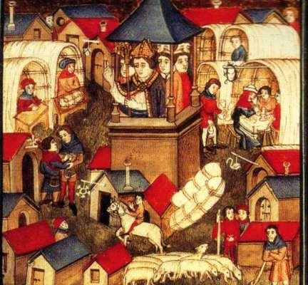 Medieval parish