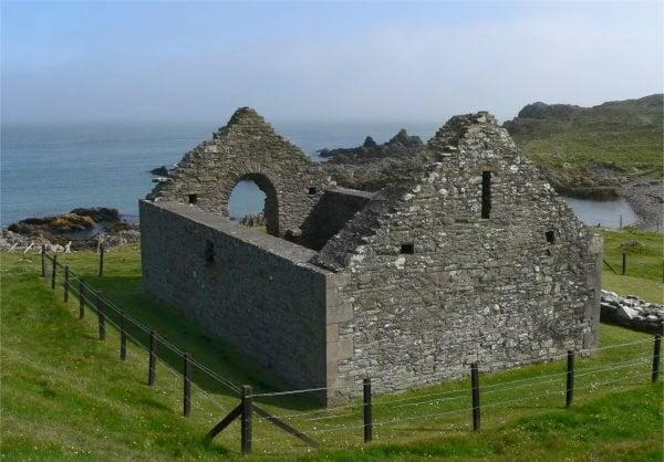 St Ninian's Chapel, Whithorn, Scotland