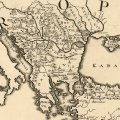 Linear frontiers in the 9th century: Bulgaria and Wessex