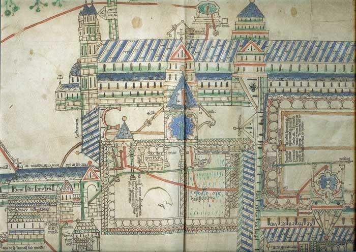 Canterbury - Eadwine Psalter