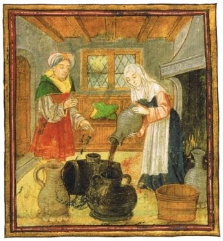 Wine in the Middle Ages
