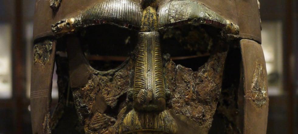 Sutton Hoo Helmet - British Museum