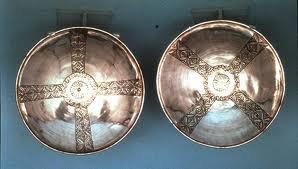 Byzantine bowls found at Sutton Hoo