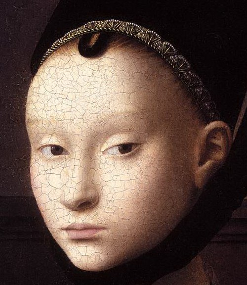Medieval women - make up
