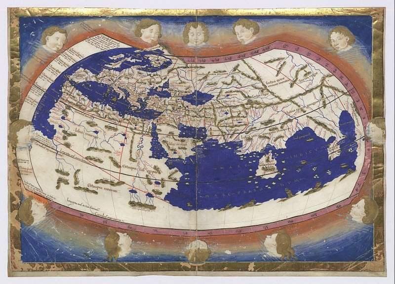 World in 1467