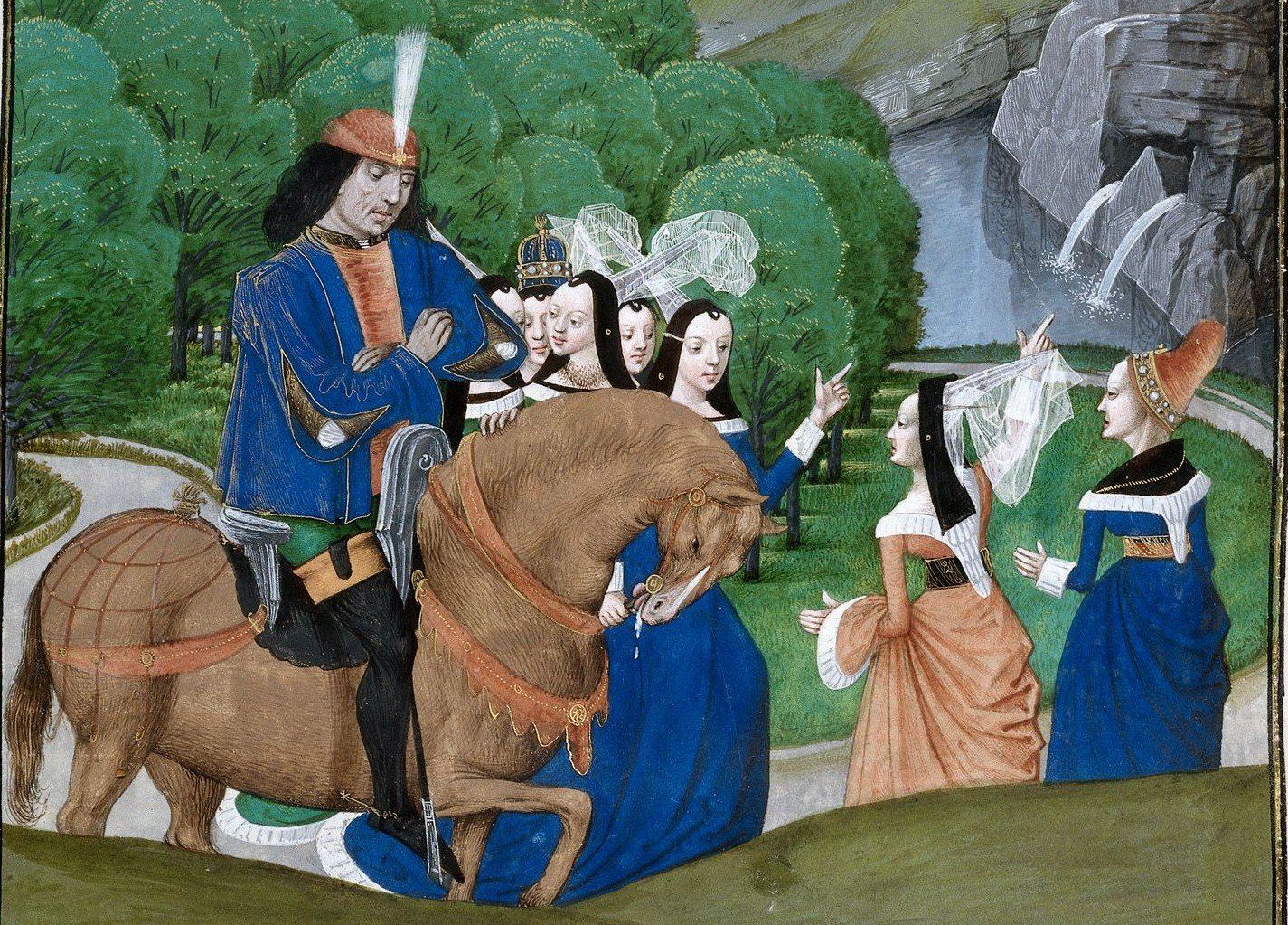 15 Medieval Fashion Trends Medievalists Net