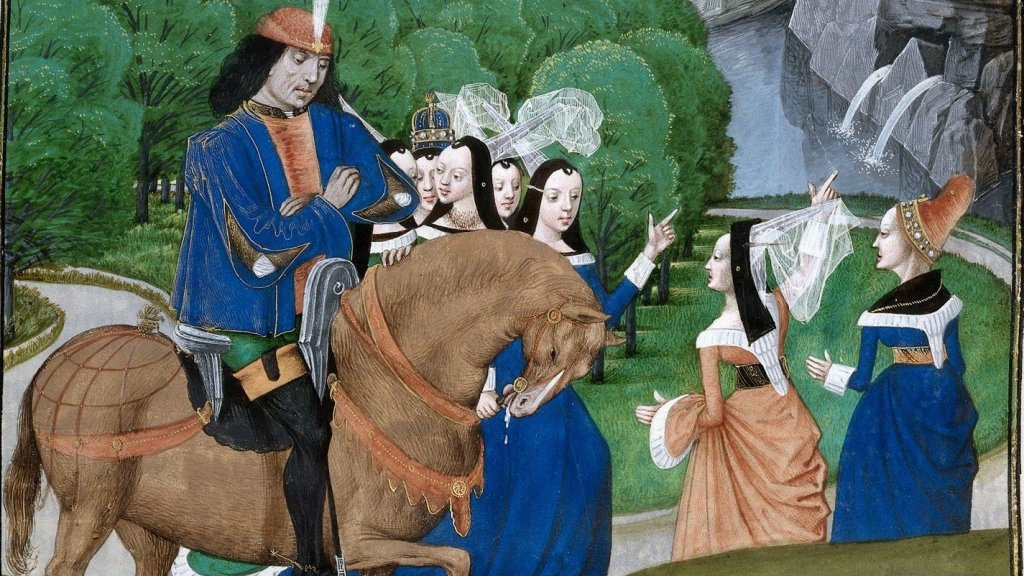 medieval fashion trends