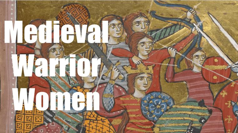 medieval warrior women