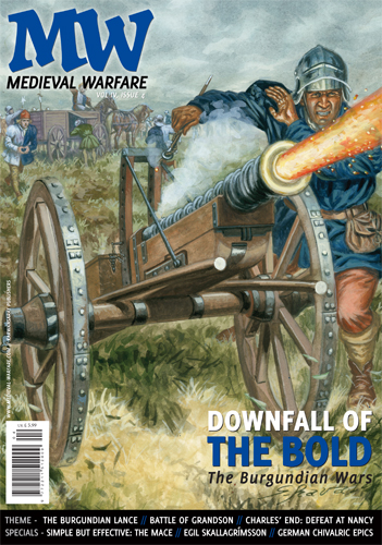 Medieval Warfare Magazine - Volume IV Issue 4