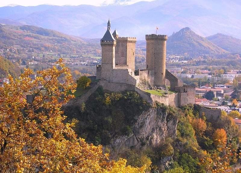 top 10 medieval castles France