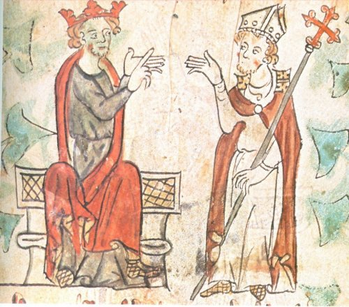 Medieval Who Said That