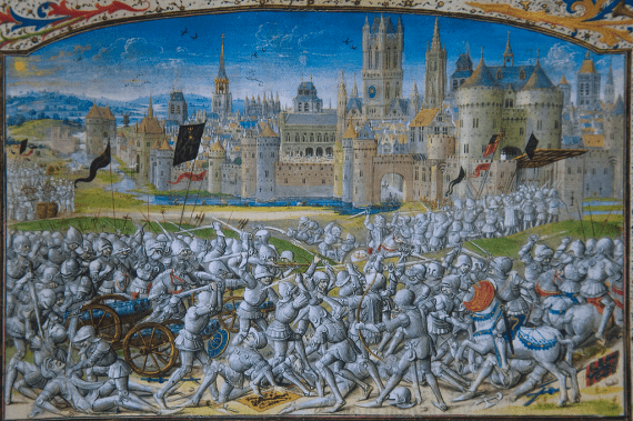 Top 10 Strangest Battles of the Middle Ages