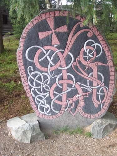 Viking art - Upplands Runinskrift 871
