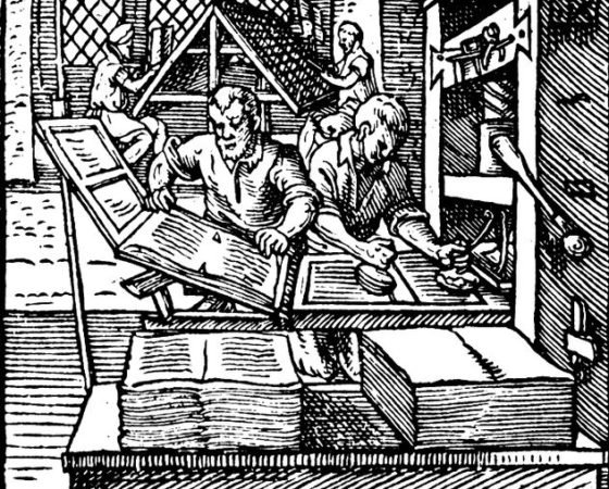 While Printing Technology Had Been Developed In 11th Century China It Was The 15th German Johannes Gutenberg And His Press That Started A