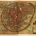 Urban Territories in Late Medieval Brussels. Imagined Frontiers and Responsible Institutions