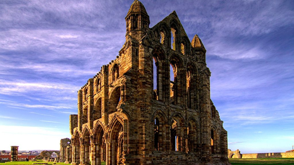 Top 10 Medieval Ruins in England