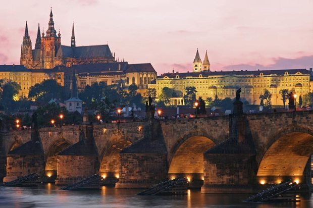 The Charles Bridge (Karluv Most)