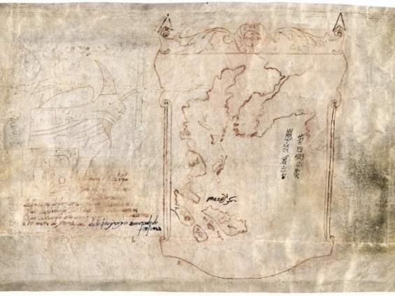 marco polo map - Library of Congress