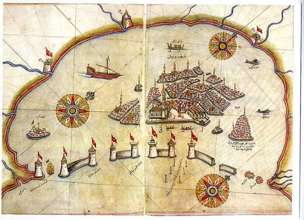 medieval maps quiz