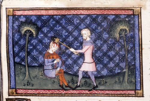 names criminal medieval England