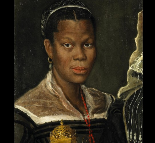 Portrait of an African Slave Woman Annibale Carracci, attrib., ca. 1580s, Walters Art Museum