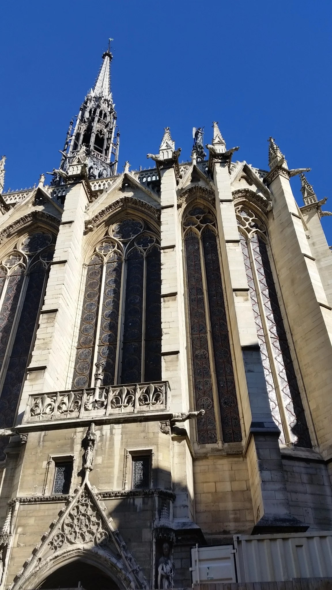 Places to See: Sainte Chapelle