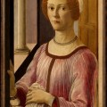 Constructing social identity in Renaissance Florence: Botticelli's 'Portrait of a Lady'