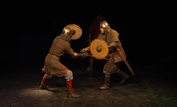 Cut, Chop and Thrust The Sword through Millennia