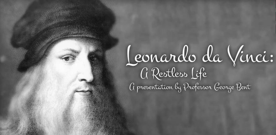Leonardo da Vinci lecture