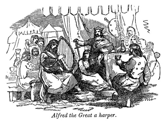 alfred the great a harper