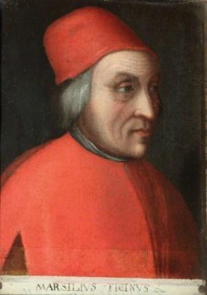 Marsilio Ficino - (c) Walker Art Gallery; Supplied by The Public Catalogue Foundation