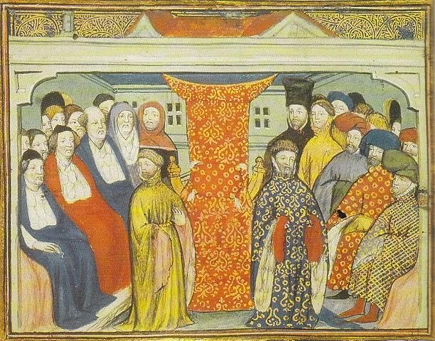 The Usurpation of Henry IV: Hi...
