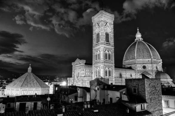 Renaissance Florence - photo by Francesco Caminiti