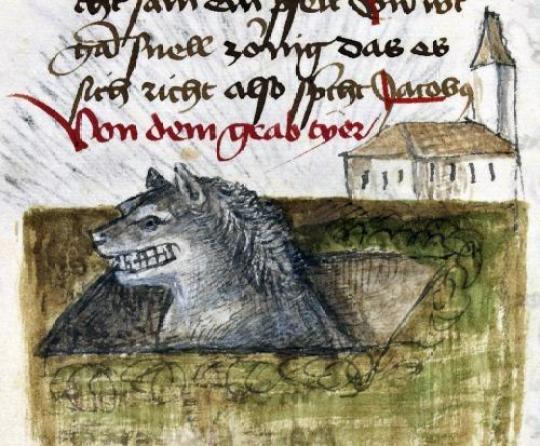 medieval hyenas