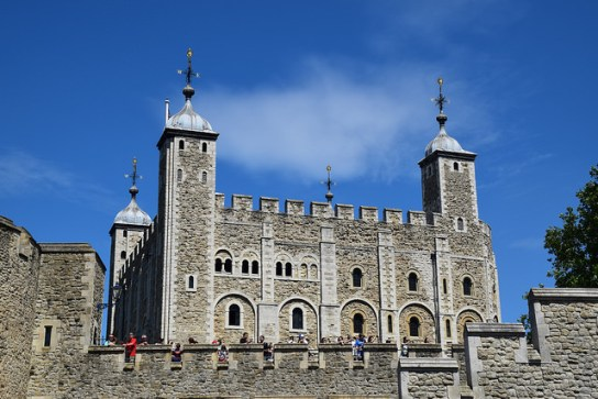 tower of london - photo by Julie Gibson / Flickr