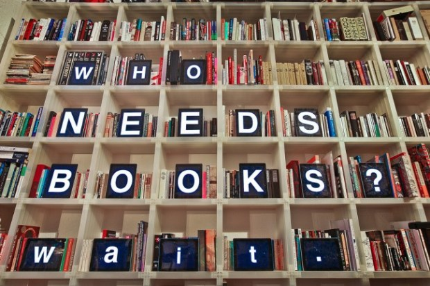 Books - Photo by Nate Bolt / Flickr