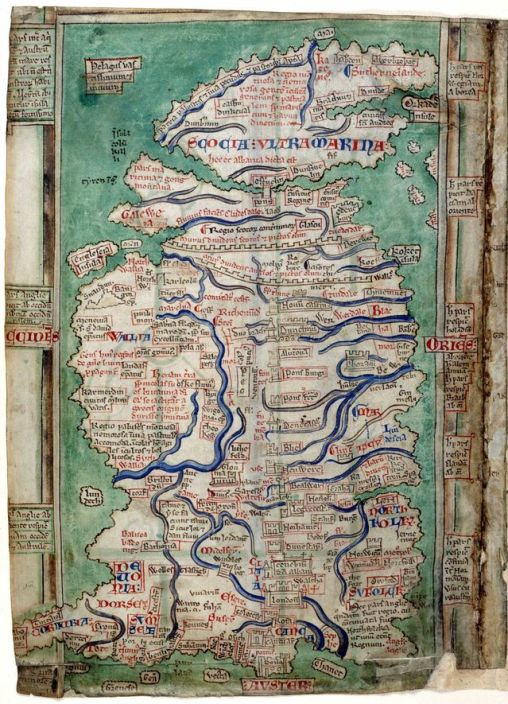 Medieval Maps of Britain3