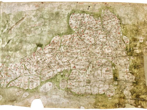 Medieval Maps of Britain6