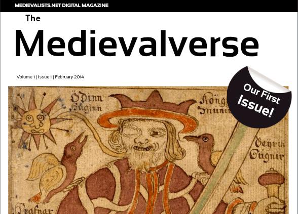medievalverse digital magazine