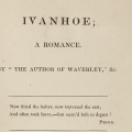 The Beginning of Medieval Historical Fiction: Ten Novels from the 19th century