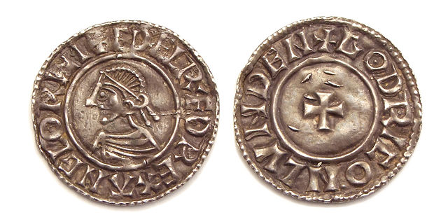 King  Aethelred II Penny - Numisantica (http://www.numisantica.com/)