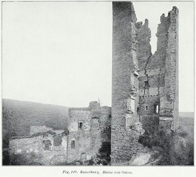 The Castle in 1914