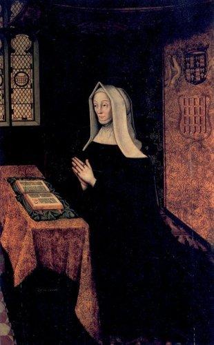 Lady Margaret Beaufort, c. 1500.