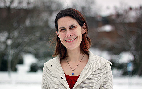 Sara Ellis Nilsson. Photo: Monica Havström/University of Gothenburg